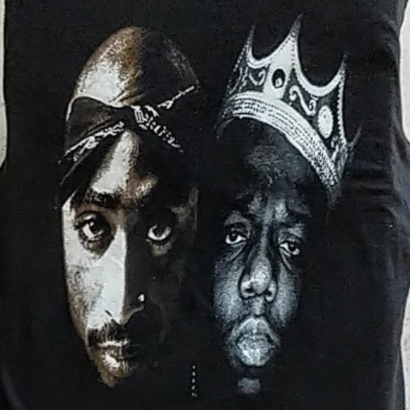 Other - Tupac And Biggie 3XL Hip Hop T shirt